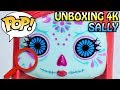 Unboxing Sally Funko Pop (Day of the Dead) 4K HD - The Nightmare Before Christmas