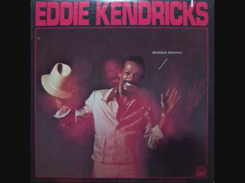 Eddie Kendricks (Usa, 1974)  - Boogie Down (Full Album)