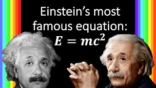 Einstein's most famous equ…