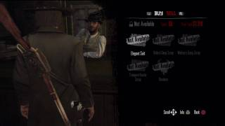 RDR - How to Duel in Armadillo / Deadly Assassins Outfit [HD]