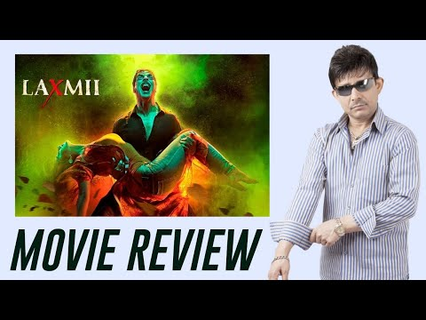 Laxmii | Full Movie Review by KRK | Bollywood Movie Reviews | Latest Reviews