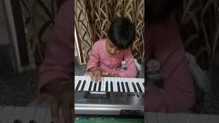 Zindagi Ek Safar on Casio taught by Jhankar Jain at Dhruv 🌟 kids point