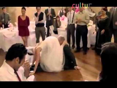 Brazilian Booty Shaking Wedding Dance