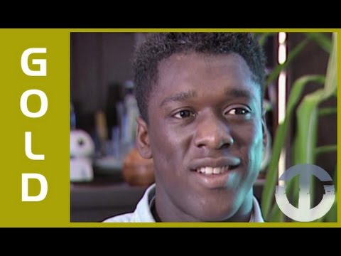 Clarence Seedorf aged 17 on Trans World Sport
