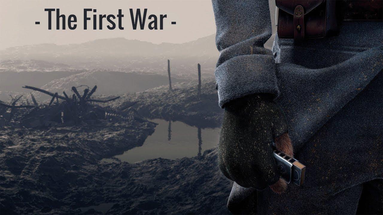 Первая война. Короткометражка (анимация)