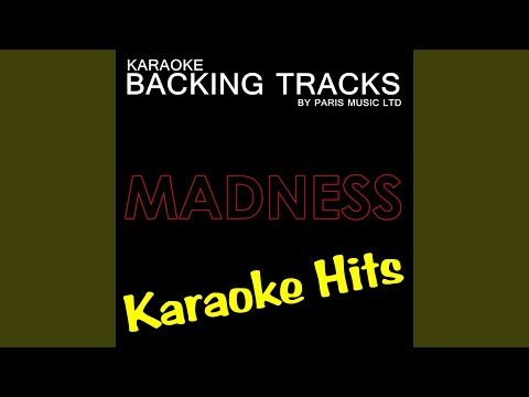 Madness - It's All In The Mind (Originally Performed By Madness) (Karaoke Version)