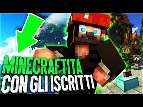 MINECRAFT ITA INSIEME A VOI! - Minecraft ITA Live