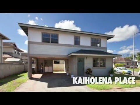 Kaiholena Place - Waipahu, Hawaii