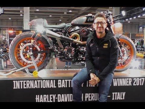 Le più belle custom e special di Motor Bike Expo 2018