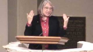 "Sharon E. Watkins Sermon: ""As If..."" - Part 1"