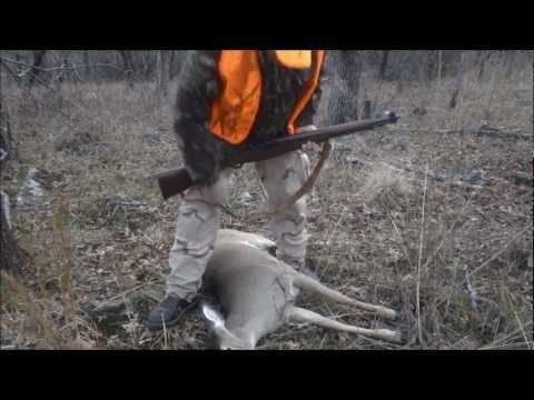 M1 Garand Deer Hunting