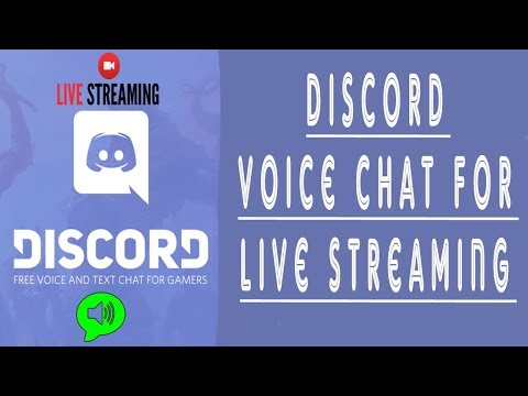 How To Use Discord Voice Chat For Live Streaming | How To Use Discord On Phone | Setup Discord