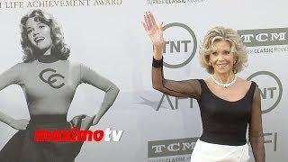 Jane Fonda, Eva Longoria, Felicity Huffman, Emily Mortimer 2014 AFI Life Achievement Award