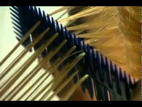 Favori pettine meches - YouTube IJ43
