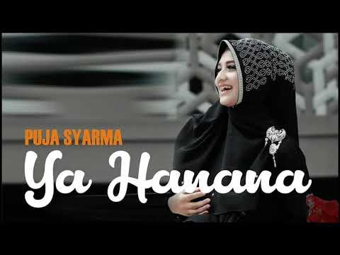 SHALAWAT YA HANANA Cover PUJA SYARMA 2018