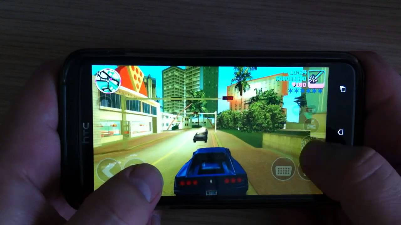 Phone Gta Games For Android Phones gta vice city android gameplay on htc one x jelly bean sense 4 tegra 3 gaming hd youtube