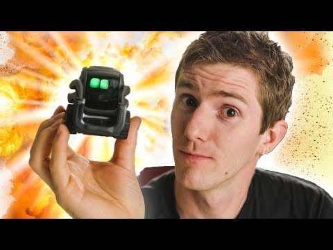 This Robot WON'T Kill You - Anki Vector Showcase