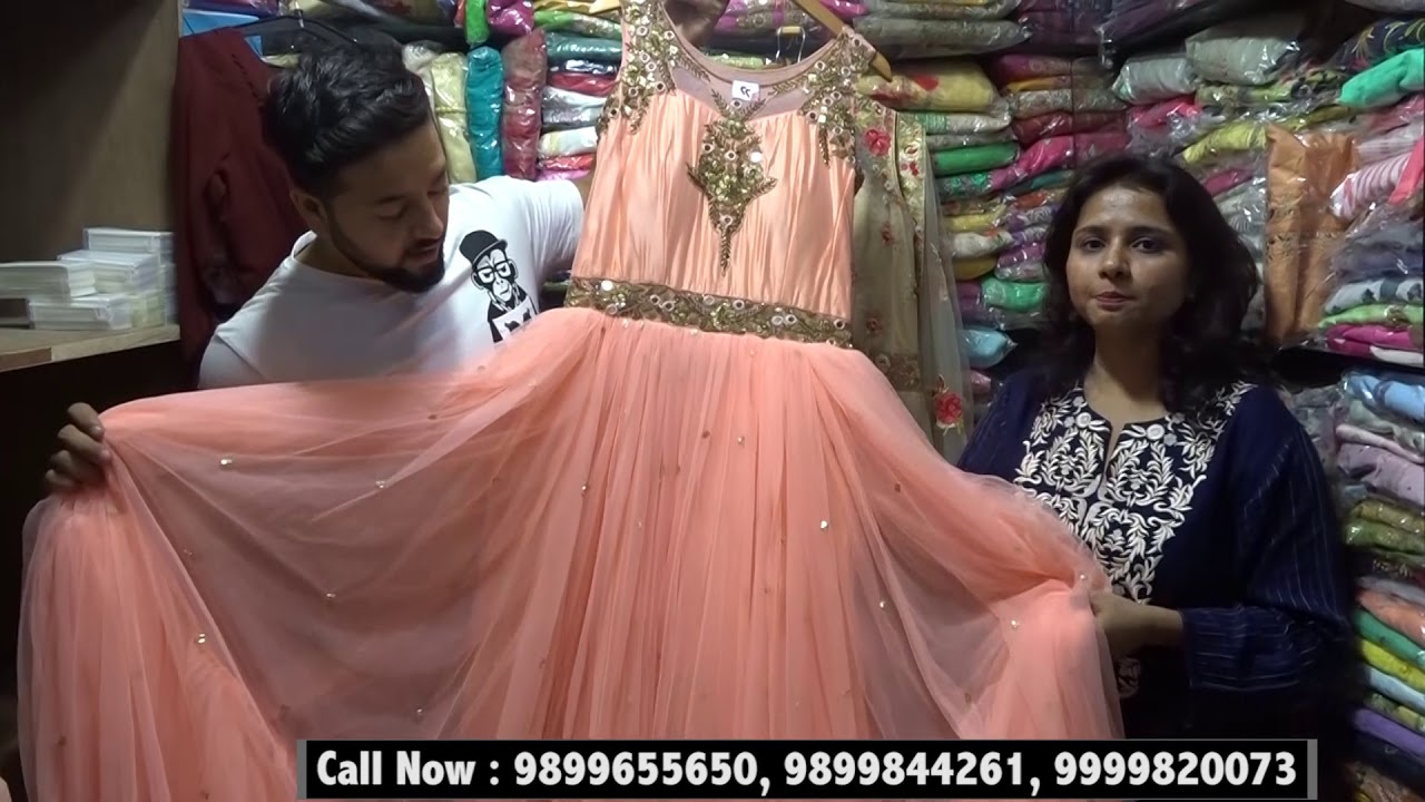 83d5a656b4 Designer Bollywood Gown, Crop Top, Suit, Kurti Manufacturer | Only High End  Fashion In Retail