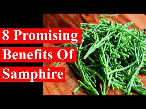 6 Promising Benefits Of Samphire | Health Benefits - Smart Your Health