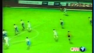 1998 (May 21) Czech Republic 1-Paraguay 0 (Kirin Cup).mpg