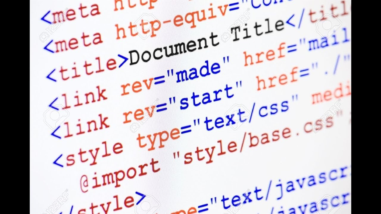 how to look at web page source code