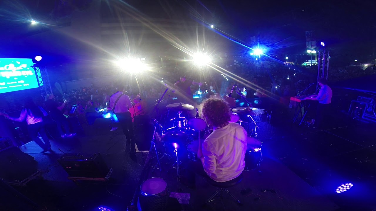 Download Big T New Years Eve show 2019 Drum cam Perth