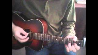 Sweet Betsy From Pike – solo acoustic guitar