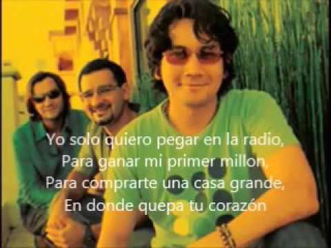 Bacilos  Lyrics   Mi primer millon