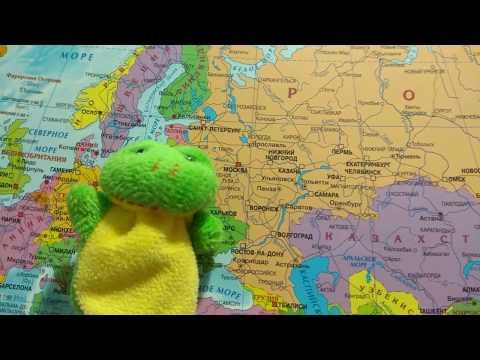 С Какими странами граничит РОССИЯ: рассказывает ЖАБА о Карте РОССИИ
