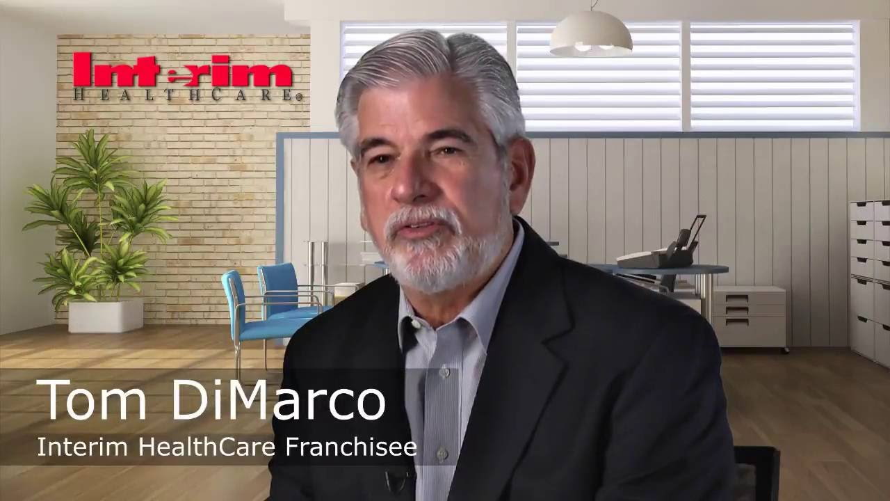 Why Purchase a Franchise from Interim HealthCare? - YouTube