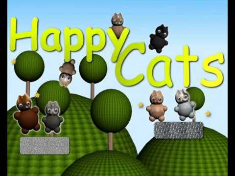 HappyCats - the game's official trailer