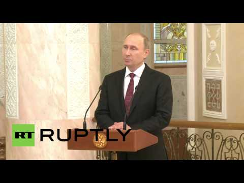 Belarus: 'Ukraine ceasefire to start on February 15 - Putin