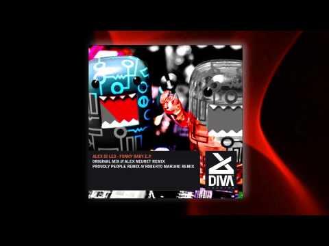 Alex di Leo - Funky Baby (Original Mix) [Diva Records (Italy)]