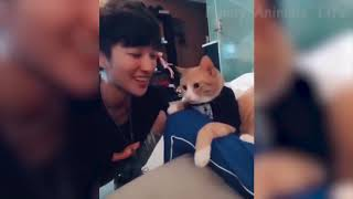TRY NOT TO LAUGH - Cute Funny Animals - Funny Videos October 2019  # 2
