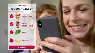 Tops Grocery Delivery  TopsFall