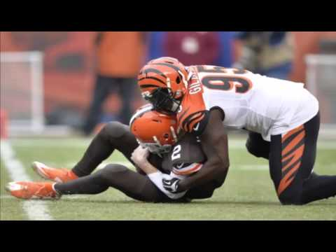 Bengals 30, Browns 0: Rookie quarterback Johnny Manziel's first NFL start a nightmare