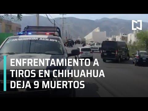Enfrentamiento deja 9 muertos en Saltillo, Coahuila - Las Noticias