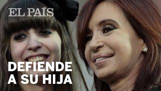 El video de Cristina Fernandez de Kirchner en defensa de su hija enferma en Cuba