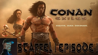 Let´s Play Conan Exiles 🔥 Staffel 1 Episode 1 Gameplay | Deutsch| NeoZockt
