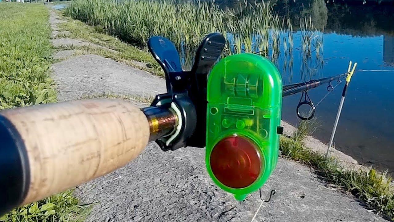 Электронные сигнализаторы поклевки для фидера как пользоваться