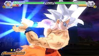 Dragon Ball Z Budokai Tenkaichi 4: All Ultimate Attacks