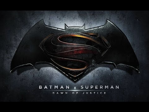 "Batman vs Superman: Dawn of Justice Music Video Tribute - ""With Me Now"""