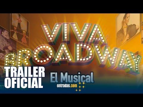 Viva Broadway, el musical | Teatro Amaya | entradas.com