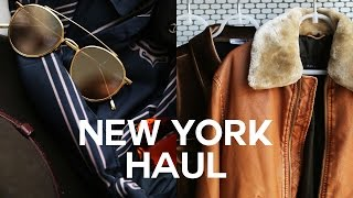 HAUL New York Fashion Week (Fall 2016) - Chanel, Zara & MORE!