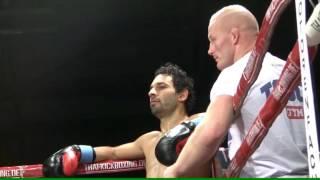 Human Nikmaslak vs Michael Samlidis 12 12 15  Kickmas