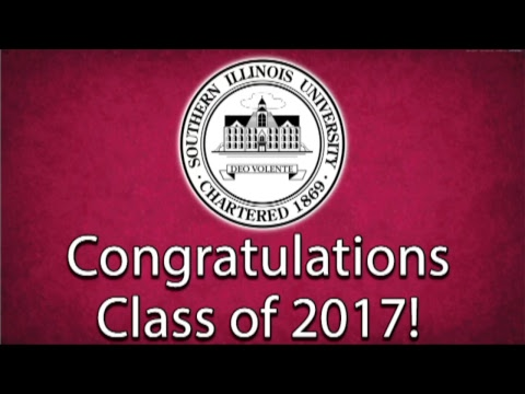 SIU Spring 2017 Commencement   5:30 PM Session