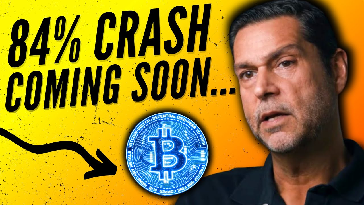 Raoul Pal Bitcoin – Crypto CRASH coming… What to do NOW?