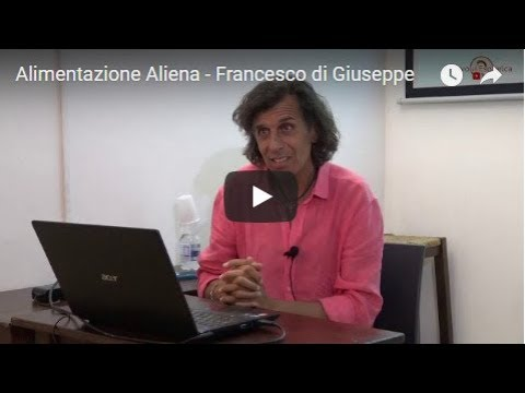Alimentazione Aliena - Francesco Di Giuseppe