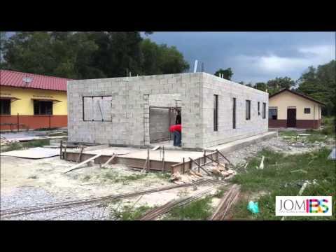 Jom IBS - Blockwork System #3