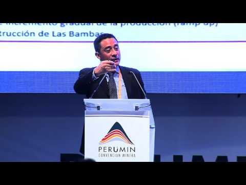 PERUMIN 32: Top Mining In Peru - Luis Rivera
